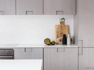 Brixton Pad YAM Studios Skandinavische Küchen Grau
