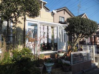 Tomomi's トモミズ Modern Terrace White