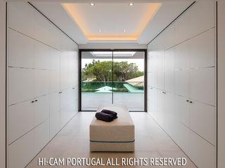 Hi-cam Portugal Closets de estilo moderno