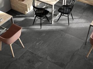 Spadon Agenturen Paredes y suelos de estilo moderno Cerámico