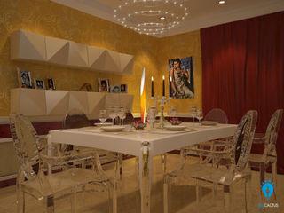 blucactus design Studio Classic style dining room