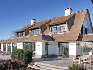 Arend Groenewegen Architect BNA Rumah Gaya Country