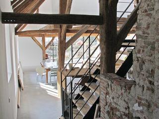 Arend Groenewegen Architect BNA Ruang Keluarga Gaya Country