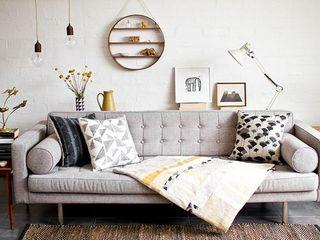 Sofa a medida Interiores y Muebles LivingsSofás y sillones