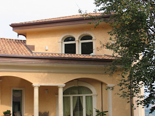 Grassi Pietre srl Classic style houses Stone Amber/Gold