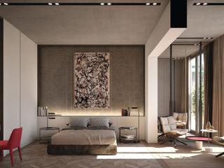 LUV Studio Спальня