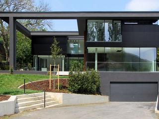 Black Box Architekt Zoran Bodrozic Minimalistische Häuser