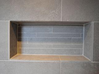 AGZ badkamers en sanitair Baños de estilo moderno