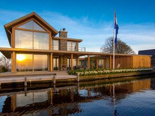 DENOLDERVLEUGELS Architects & Associates Case moderne