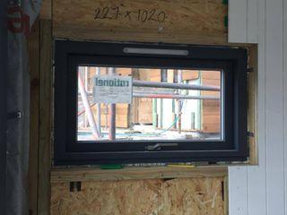 Garden Box - Porthtowan Building With Frames Minimalist house Wood