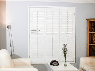 Whitewood Shutters Puertas y ventanas coloniales