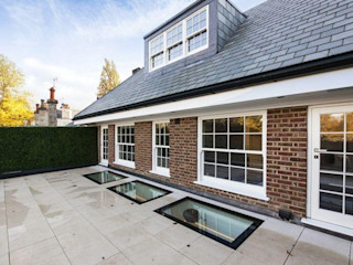 Various Skylight Projects With Green County Developments Sunsquare Ltd Modern windows & doors