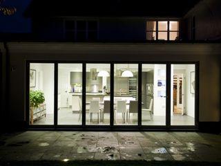 Regis Crepy - Kitchen Skylight Installation Sunsquare Ltd Modern windows & doors