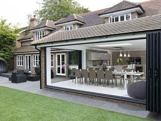 Skylight Installation Project at Chestnut Lodge Sunsquare Ltd Modern windows & doors
