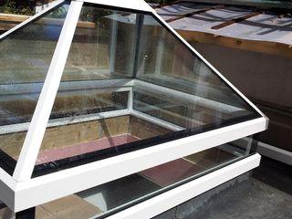 Skylights With a Contemporary Finish Sunsquare Ltd Modern windows & doors
