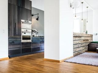 BESPOKE GmbH // Interior Design & Production 現代廚房設計點子、靈感&圖片