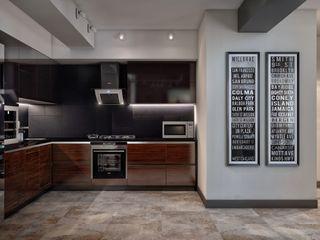 Sweet Home Design Scandinavian style kitchen
