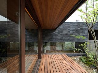 バウムスタイルアーキテクト一級建築士事務所 Modern garden
