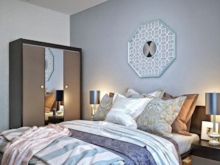 Sweet Home Design Modern style bedroom