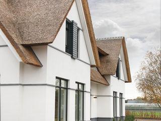 Arend Groenewegen Architect BNA Rumah Gaya Country White