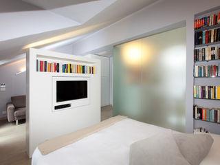 architetto roberta castelli Minimalist bedroom
