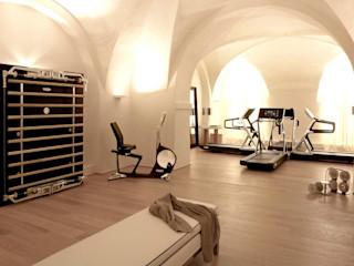 Athletica Design Moderner Fitnessraum