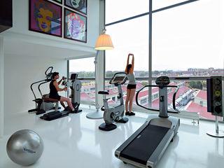 Salle de sport à domicile Athletica Design Salle de sport moderne