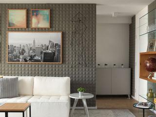SESSO & DALANEZI Livings modernos: Ideas, imágenes y decoración Gris