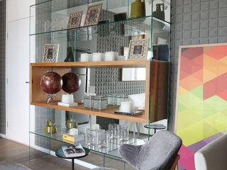SESSO & DALANEZI LivingsBibliotecas, estanterías y modulares Vidrio
