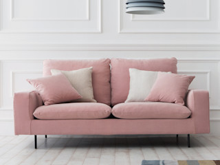 sysdesign Living roomSofas & armchairs Textile Pink