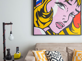 SESSO & DALANEZI Livings modernos: Ideas, imágenes y decoración