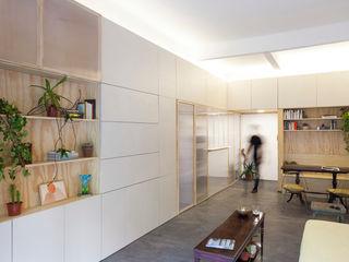 IR arquitectura Salas de estar minimalistas