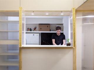 IR arquitectura Cozinhas minimalistas