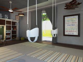 Interiorisarte Modern nursery/kids room