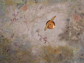BARNEY DES FLEURS ELISABETH LEROY Collections Murs & SolsPapier peint Papier Marron