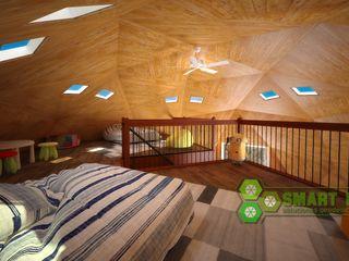 smart domos 모던스타일 침실