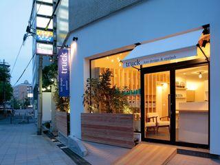 ニュートラル建築設計事務所 Minimalist house Wood White