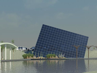 Studio la Piramide Architettura e Urbanistica Jardins minimalistas