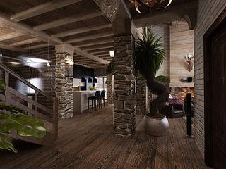 Студия дизайна Натали Хованской Living room