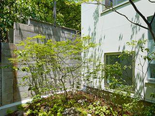 藤原・室 建築設計事務所 Moderner Garten