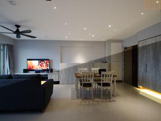 Designer House Modern Living Room