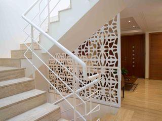 Objetos DAC Modern corridor, hallway & stairs