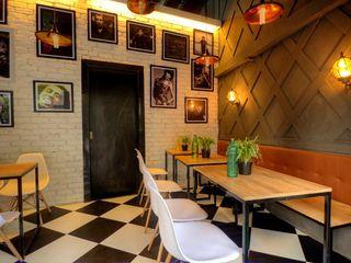 CAFE IN MUMBAI HK ARCHITECTS Gastronomy