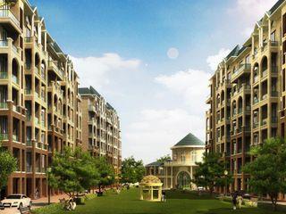 JADE GARDENS HK ARCHITECTS Modern home