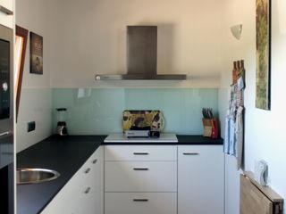 RIBA MASSANELL S.L. Kitchen Chipboard White