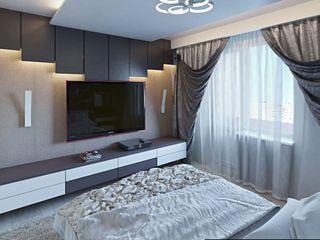 hq-design Modern style bedroom