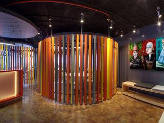 RIMA Arquitectura Bureau moderne Béton