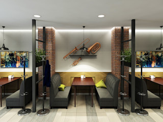 ДизайнМастер Bars & clubs