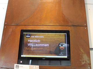 Will GmbH Modern style bathrooms Metal