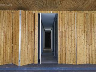 BAMBU CARBONO ZERO 車庫/遮陽棚 竹 Wood effect